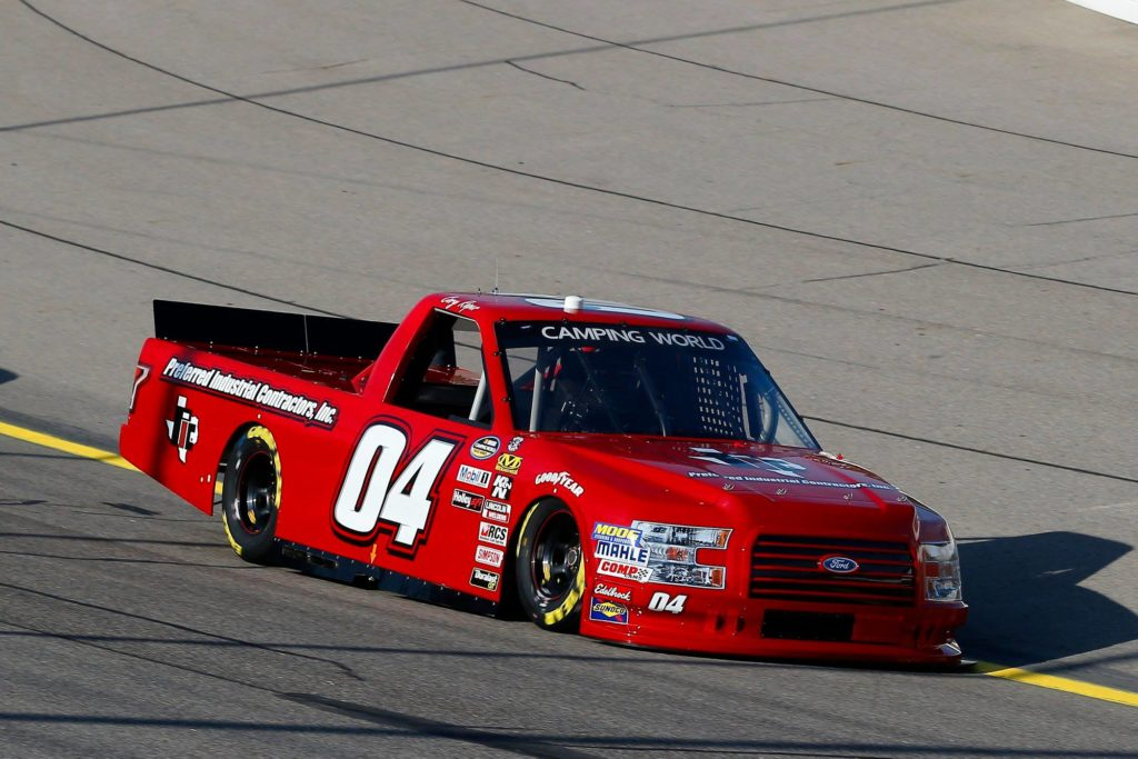 Nascar Qualified at Charlotte Motor Speedway