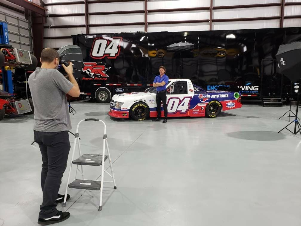 Cory Roper and Roper Racing announce Carquest brand