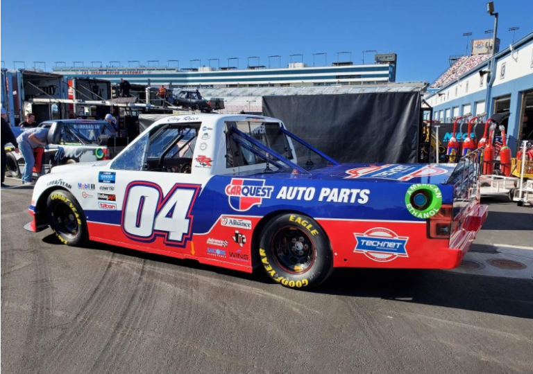 Kentucky Speedway Carquest Auto Parts Roper Racing